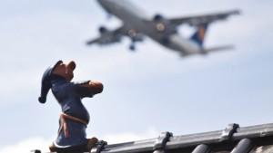 Der Kampf um die richtige Fluglärmmessung