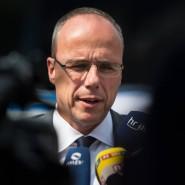 Islamistischen Verein verboten: Hessens Innenminister Peter Beuth