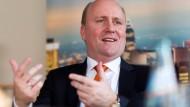 Stadt Frankfurt steht vor Haushaltsloch