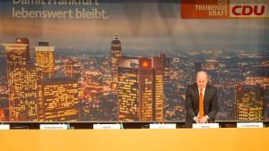 Der Frankfurter CDU laufen die Mitglieder davon