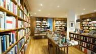 Ein Buchladen für Feinschmecker