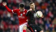 Kovac bringt Gacinovic ins Spiel