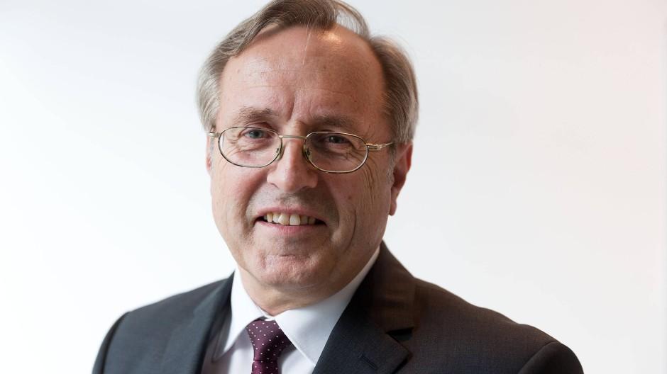 Wer wird sein Nachfolger? Meinhard Matern wechselt zur Projektgesellschaft der neuen U-Bahn-Strecke.