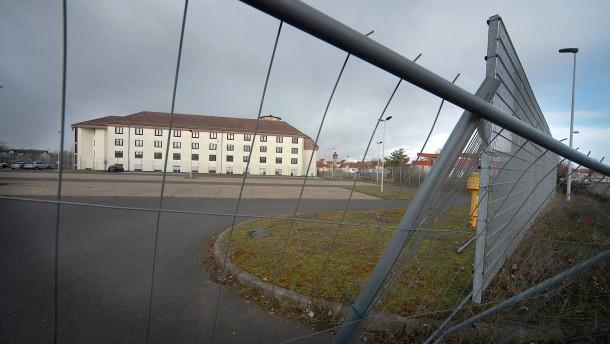Bombe in Kaserne in Babenhausen gefunden