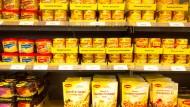 Mehr als nur Maggi und Nescafé: Nestlé ist mit Dutzenden Marken auf dem deutschen Markt vertreten, der Umsatz in der Bundesrepublik betrug 2015 etwa 3,6 Milliarden Euro.