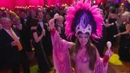 Energiegeladen: Eine Tänzerin der Yussara Dance Company verbreitet gute Laune.