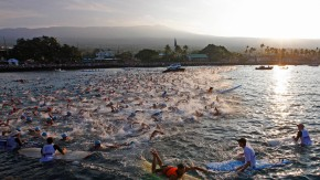 Triathlon 2011 Ironman World Championship