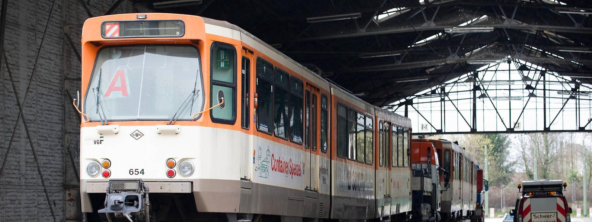 Große Pläne für Tram-Depot
