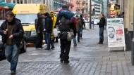 Messerangriff auf jungen Mann im Bahnhofsviertel