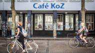 Auch vom AStA finanziert: das Café im Bockenheimer Studierendenhaus