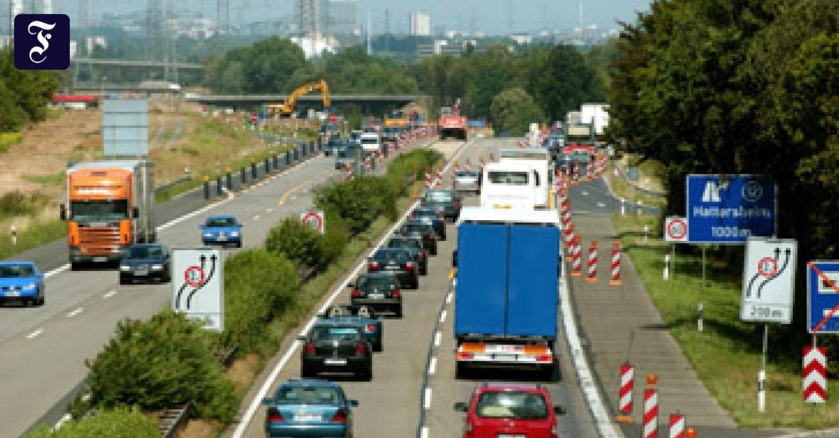 A66 Verkehr