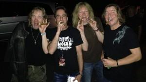 Der Mann, der mit Lemmy flippern ging