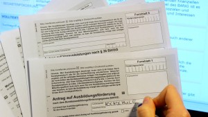 Student erschleicht sich 15.000 Euro Bafög