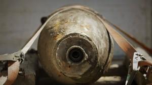 Fliegerbombe in Frankfurt muss entschärft werden