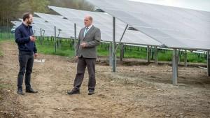 Gute Geschäfte mit erneuerbaren Energien