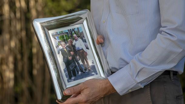 """""""Mein Vater denkt, er sieht seine Söhne nie wieder"""""""