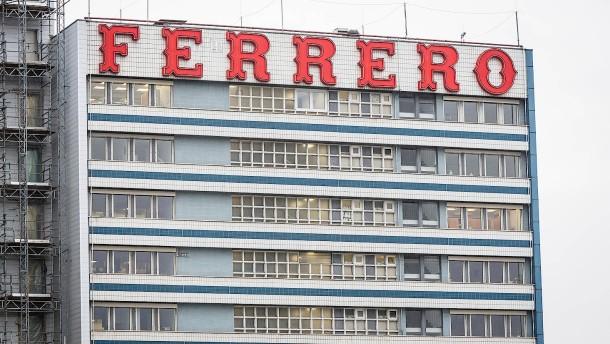 Ferrero zu mehr Transparenz für Verbraucher verurteilt