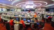 Chinas Zentralbank treibt die Börsenkurse