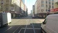 19: Weserstraße/Münchener Straße - Willy-Brandt-Platz