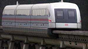 Koch will Magnetschwebebahn zwischen Frankfurt und Flughafen Hahn