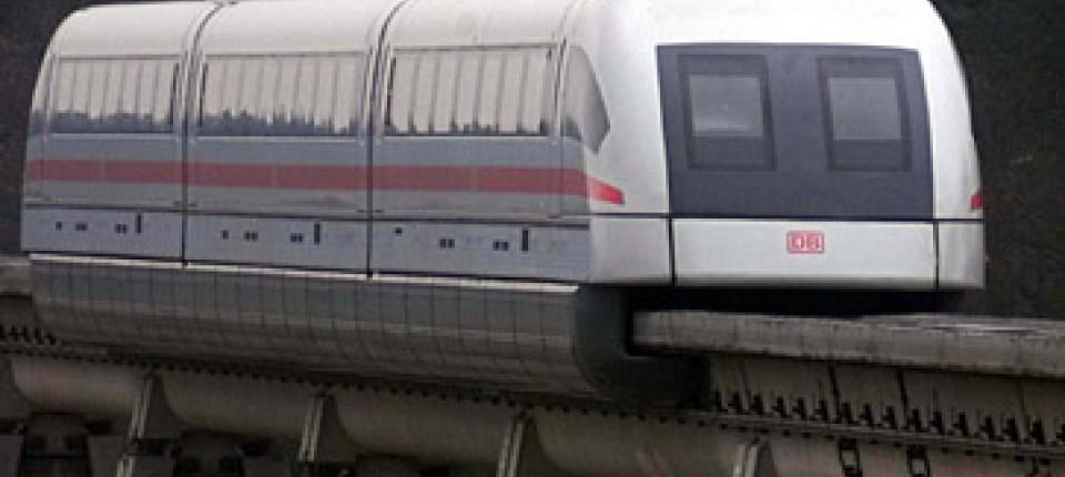 Transrapid: Koch will Magnetschwebebahn zwischen Frankfurt und ... on