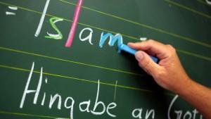 Regierung beobachtet Islam-Unterricht genau