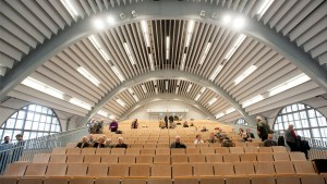 Darmstadts schönster Hörsaal