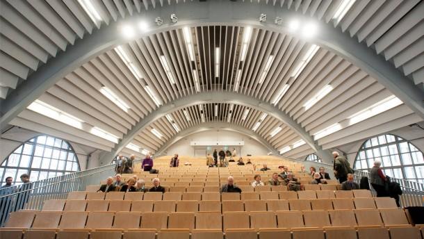 Die Technische Universität hat das historische Maschinenhaus zu einem Seminar- und Veranstaltungszentrum umgebaut
