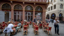 Wirte müssen Frankfurter Altstadt räumen