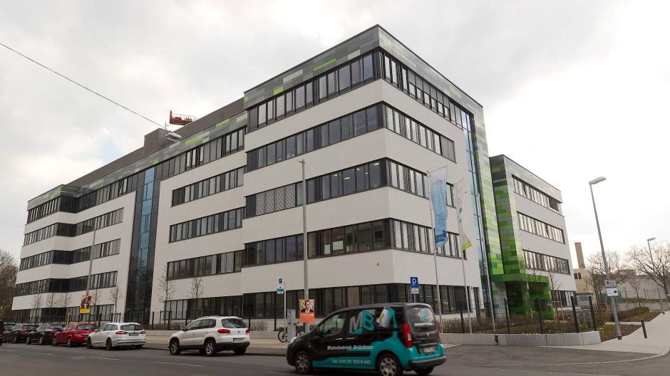 Teil des Mainzer Technologiezentrums: Biontech