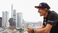 Beste Aussichten: Sebastian Kienle will in Frankfurt wieder gewinnen.