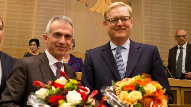Frankfurts Koalition vor der Zerreißprobe