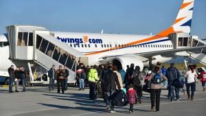 Hessen: Eine Million Euro für freiwillige Ausreisen