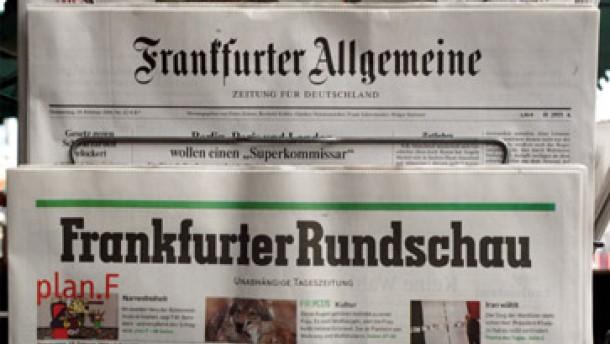 DGB prüft Einstieg bei Frankfurter Rundschau