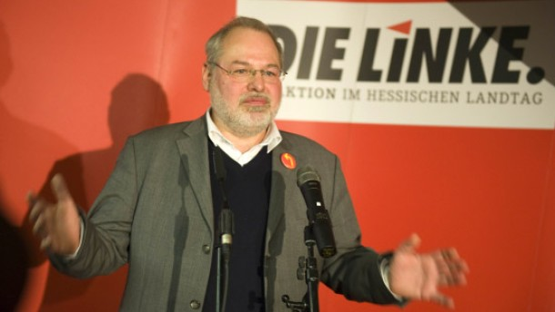 Vizepräsidenten-Posten für Linke umstritten