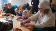 Zuwachs: Die Zahl der Hessen mit ausländischen Wurzeln ist seit 2014 um acht Prozent gestiegen - hier ein Blick in die estnische Sonntagsschule in Kriftel