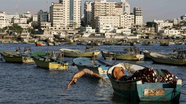 """""""Wir dürfen das Projekt Gaza nicht abschreiben"""""""