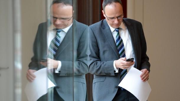 Ministerien vom Telefonnetz abgeschnitten