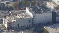 95 Millionen Euro teuer: das im Bau befindliche Rechenzentrum Fra11 von Interxion