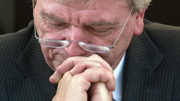 Bouffier kritisiert Opel-Mutter GM und lehnt Staatshilfen ab
