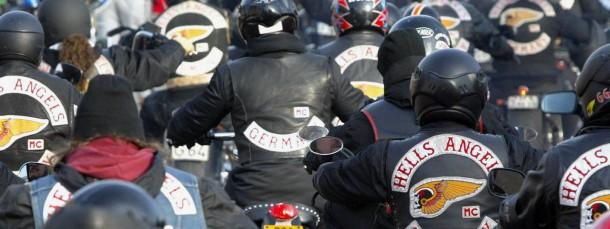 Unter Bestechungsverdacht: 91 Männer aus der Hells-Angels-Szene sollen Geld für eine Bescheinigung der IHK bezahlt haben.