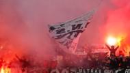 DFB-Sportgericht verhandelt gegen die Eintracht