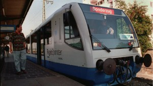 Pendler warten vergeblich auf Landesbahn-Züge