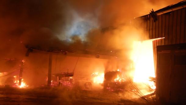 Brandstiftungen hängen vermutlich nicht zusammen