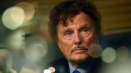 Er äußert sich im Augenblick nicht: Dieter Wedel
