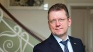 Anwalt der Vermieter: Christian Streim, Rechtsanwalt und Landesvorsitzende des Eigentümerverbandes Haus & Grund.