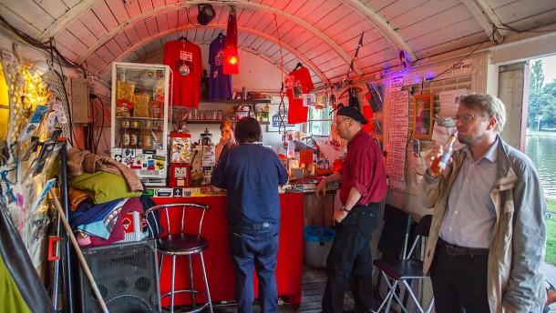 Argentinischer punk im g terwaggon in offenbach for Depot offenbach