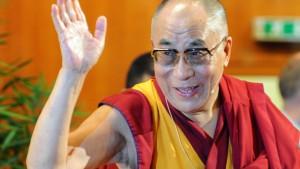 Dalai Lama für drei Tage in Hessen