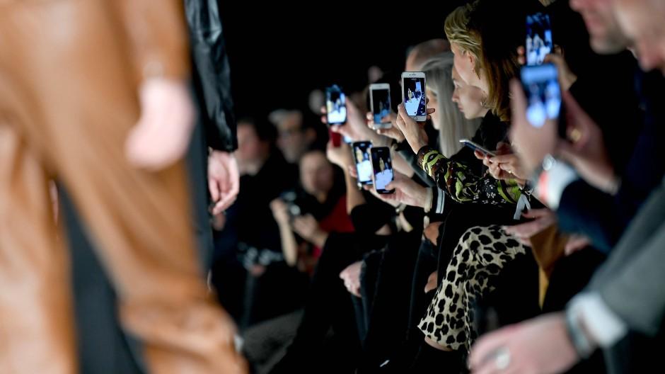 Hoffnungsträger: Das Gesundheitsamt hofft, die Fashion Week in Frankfurt machbar machen zu können.