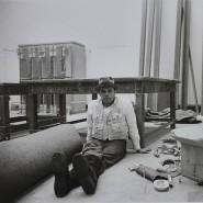 Alter Bekannter: Beuys 1970 im Landesmuseum Darmstadt (Archivbild).